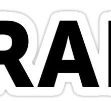 JDM sticker & Tee-shirt - BRAP Sticker