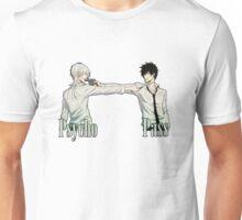 Psycho Pass - Shogo and Shinya Unisex T-Shirt