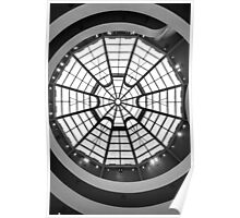 NYC / Guggenheim V Poster