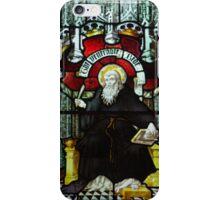 The Great Venerable Bede iPhone Case/Skin