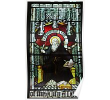 The Great Venerable Bede Poster
