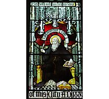 The Great Venerable Bede Photographic Print