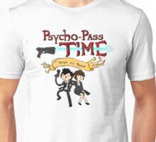 Psycho Pass Time - Shinya and Akane Unisex T-Shirt