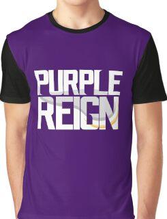Purple Reign Graphic T-Shirt