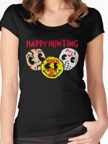 Happy Hunting Women's Fitted Scoop T-Shirt