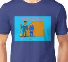 White House Rug & Sweeper Unisex T-Shirt