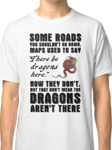 Fargo TV series - There be Dragons Classic T-Shirt