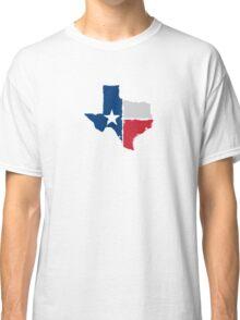 Texas State Flag Classic T-Shirt