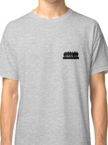 THE TEAM ( WALKING DEAD ) Classic T-Shirt