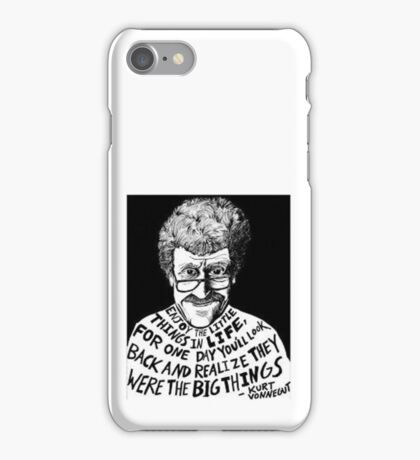 Enjoy the Little Things In Life iPhone Case/Skin