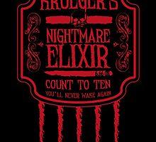 Krueger's Nightmare Elixir by Aaron Garcia