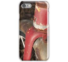 Antique Rustic Tricycle iPhone Case/Skin