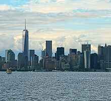 New York State Of Mind by Lanis Rossi