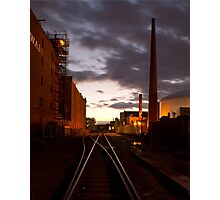 Grand Junction Railroad Photographic Print