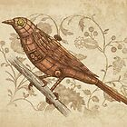 Steampunk Songbird  by Terry  Fan