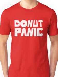 Donut Panic Unisex T-Shirt