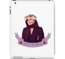 Queen of Sass iPad Case/Skin