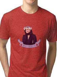 Queen of Sass Tri-blend T-Shirt