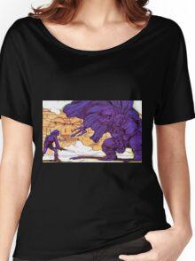 Link Vs. Ganon Women's Relaxed Fit T-Shirt