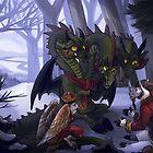 Winter Meeting by weremagnus
