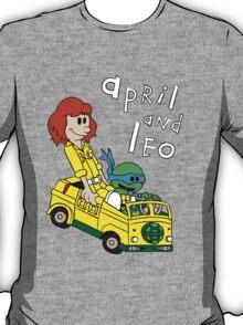 April and Leo T-Shirt