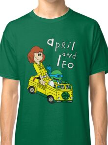 April and Leo Classic T-Shirt
