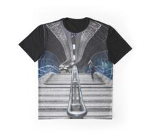 Underground Stair Graphic T-Shirt