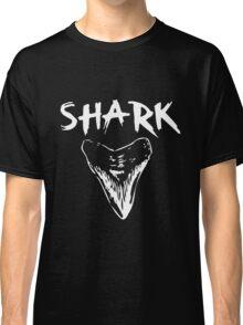 Shark Tooth White Classic T-Shirt