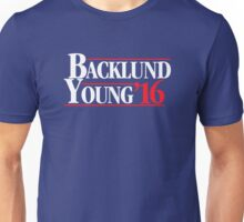 Backlund Young '16 Unisex T-Shirt