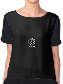 Watch Dogs 2 Blume Employee Logo Chiffon Top