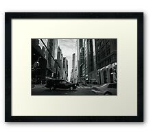 Speed Kings Framed Print