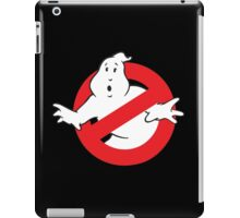 Ghostbusters - NO GHOST pattern iPad Case/Skin