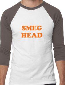 Red Dwarf Smeg Head Men's Baseball ¾ T-Shirt
