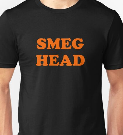 Red Dwarf Smeg Head Unisex T-Shirt