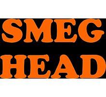 Red Dwarf Smeg Head Photographic Print