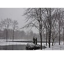 Vietnam Memorial - Washington D.C. Photographic Print