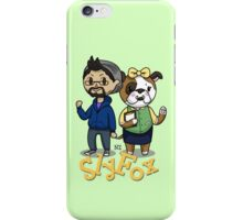 Creature Crossing- SlyFoxHound iPhone Case/Skin