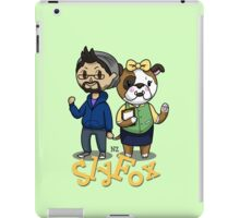 Creature Crossing- SlyFoxHound iPad Case/Skin