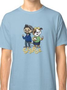 Creature Crossing- SlyFoxHound Classic T-Shirt