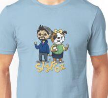 Creature Crossing- SlyFoxHound Unisex T-Shirt