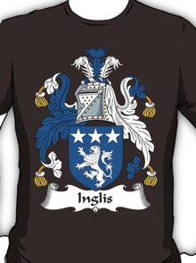 Inglis Coat of Arms (Scottish) T-Shirt