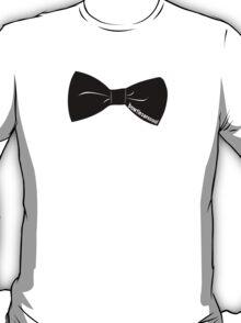 bowtiesarecool - Black T-Shirt