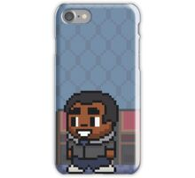 (6) Troy Barnes - Poster Series iPhone Case/Skin