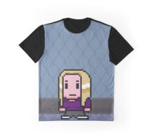 (7) Britta Perry - Poster Series Graphic T-Shirt