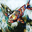 KOI OF COLOR by WhiteDove Studio kj gordon