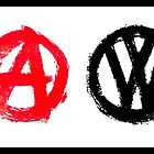 VW Anarchy by Sharon Poulton
