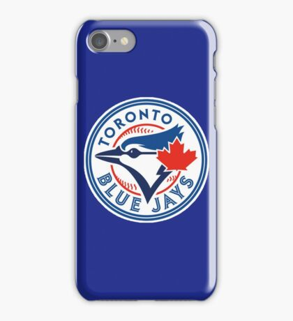 Blue Jays Logo! iPhone Case/Skin