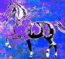 The Magnificent Stallion #2 by Saundra Myles