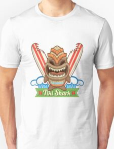 Tiki Shark T-Shirt