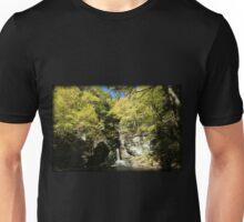 Deer Leep Falls October Color Unisex T-Shirt